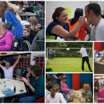 A selection of scenes from the Harrow MS Therapy Centre Fun Day 2012