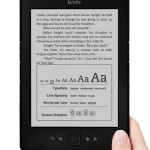 "Kindle e-Reader 6"" E-Ink Display with Wi-Fi"