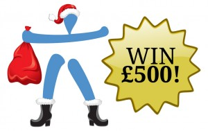 Harrow MS Therapy Centre Christmas Cash Raffle - win £500!