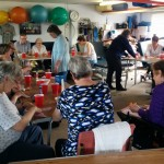 Bingo session at the Centre in May