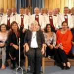 Vivienne and Harrow Apollo Male Choir