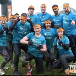 Steve Harris and friends September 2018 South London Tough Mudder